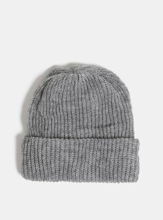 Šedá dámská čepice Haily´s Brenda
