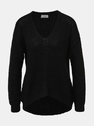 Čierny sveter Jacqueline de Yong Megan