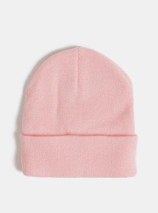 Světle růžová dámská čepice Haily´s Kimmy
