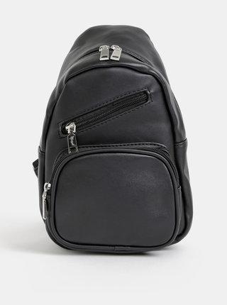 Černý dámský batoh přes jedno rameno Haily´s Lolly