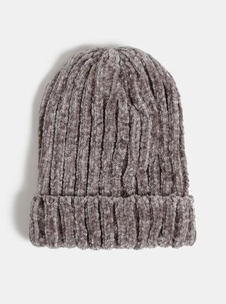 Šedá dámska čapica Haily´s Sammy