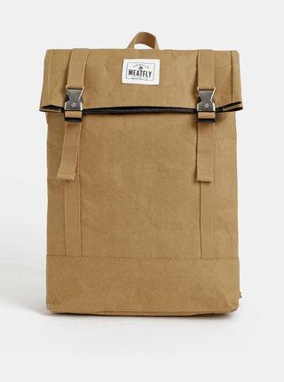 Světle hnědý batoh Meatfly Vimes