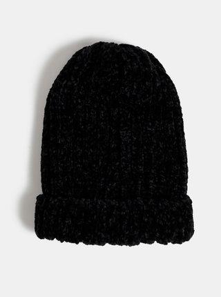 Čierna dámska čapica Haily´s Simona