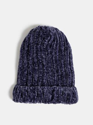 Tmavomodrá dámska čapica Haily´s Simona