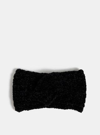 Černá dámská čelenka Haily´s Zoey