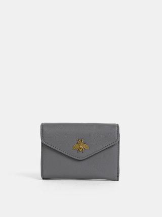Šedá dámska peňaženka Haily´s Laura
