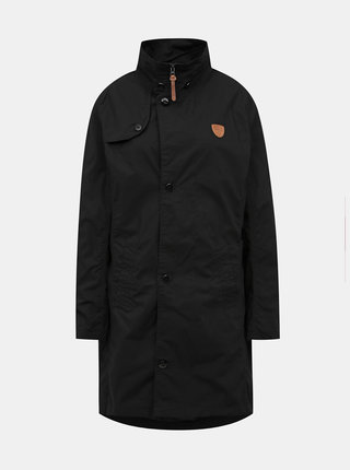 Čierny dámsky kabát SAM 73