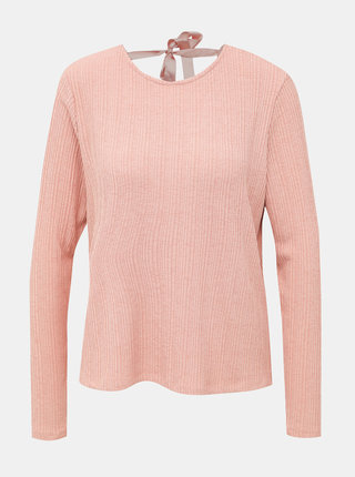 Růžový svetr ONLY Earlene