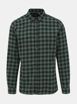 Zelená kostkovaná košile ONLY & SONS Gudmund