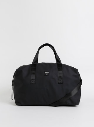 Čierna cestovná taška Jack & Jones Ronny