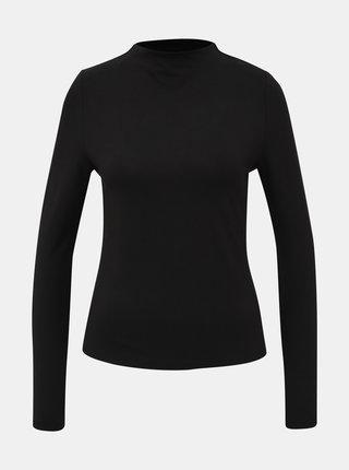 Čierne basic tričko Noisy May Oyster