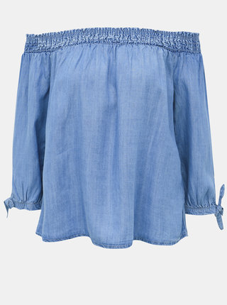 Modrá dámská džínová halenka Haily´s Annabel