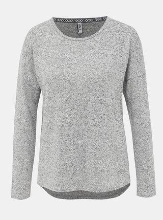 Svetlošedý dámsky sveter Haily´s Elisa