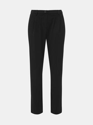 Černé kalhoty Jacqueline de Yong Carma