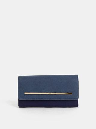 Tmavomodrá peňaženka Bessie London