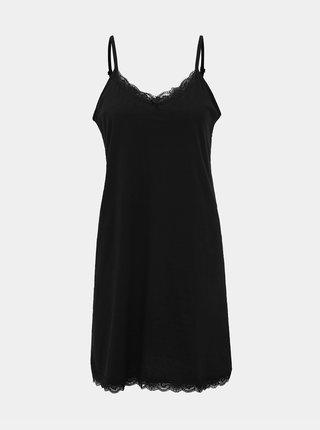 Černá noční košilka Dorothy Perkins
