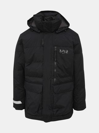 Čierna pánska zimná vodeodpudivá bunda HELLY HANSEN Tromsoe