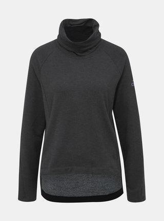 Černá dámská mikina adidas Performance Cozy