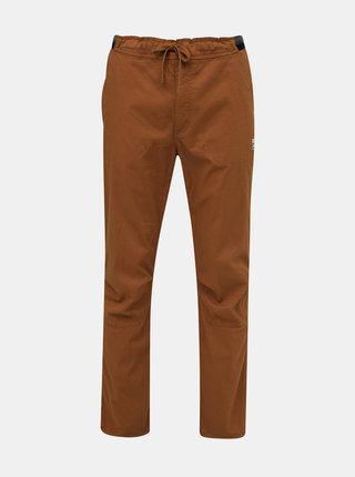 Hnědé pánské konopné kalhoty Maloja Esra