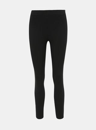 Černé zkrácené skinny fit kalhoty Dorothy Perkins