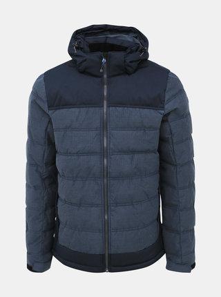 Tmavě modrá pánská prošívaná funkční zimní bunda killtec Ninou