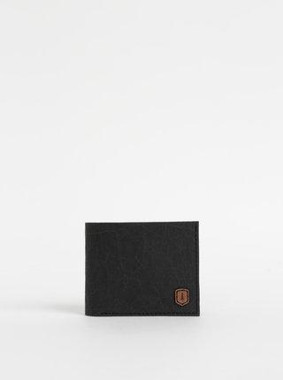 Černá peněženka z pratelného papíru BeWooden