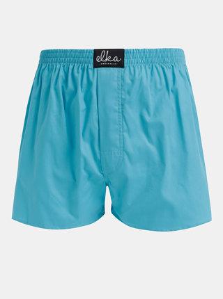 Tyrkysové pánske trenýrky El.Ka Underwear