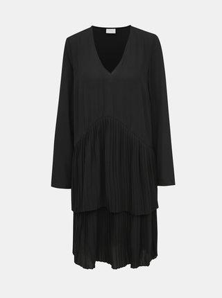 Černé šaty VILA Culta