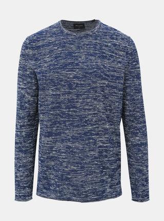 Modrý sveter ONLY & SONS Garson