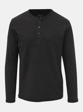 Čierne tričko ONLY & SONS How Grandad