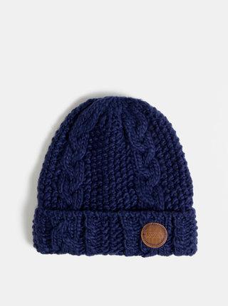 Tmavě modrá čepice Roxy Tram