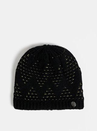 Čierna čapica Roxy Glacialis