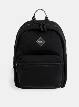 Čierny neoprenový batoh Roxy Infinite Ocean 14 l