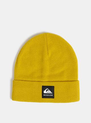 Žlutá čepice Quiksilver Brigade