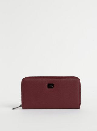 Vínová dámska peňaženka Xti