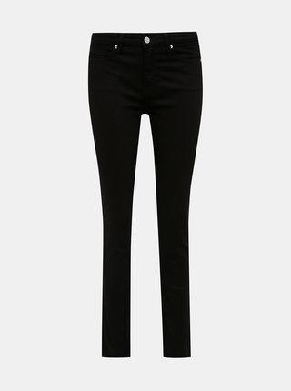 Černé dámské skinny fit džíny Calvin Klein Jeans