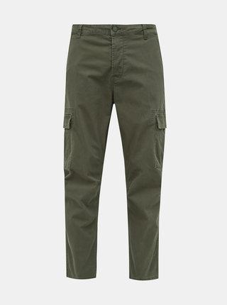 Zelené nohavice ONLY & SONS Aged