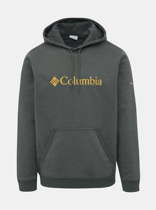 Tmavošedá pánska mikina Columbia