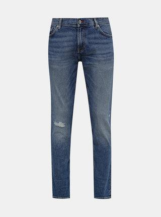 Modré slim fit džíny Tommy Hilfiger