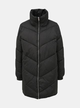 Černý oboustranný kabát ONLY Seanne