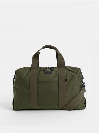 Zelená cestovná taška Consigned