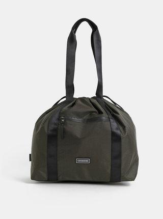 Kaki cestovná taška Consigned Ionia