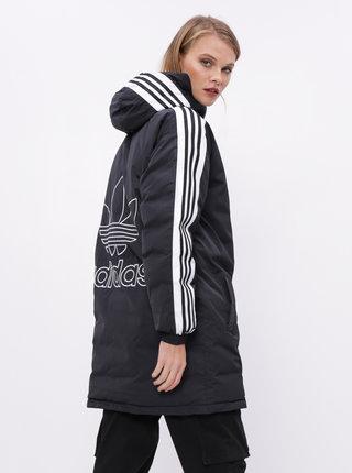 Černá dámská zimní bunda adidas Originals Syn