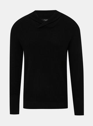 Čierny sveter Jack & Jones Diego