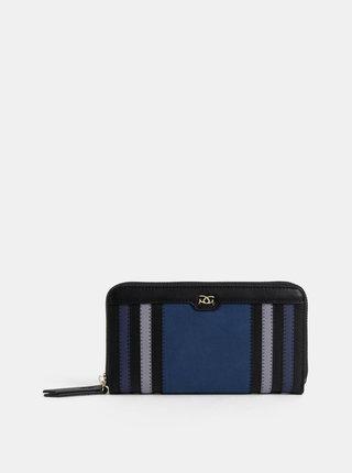 Tmavomodrá peňaženka Gionni