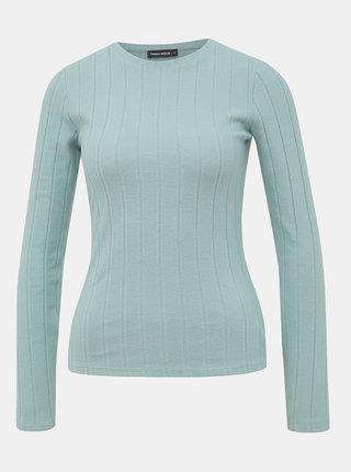 Mentolový basic sveter TALLY WEiJL