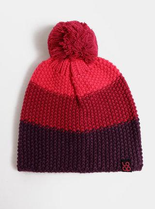 Rúžová dámska čapica LOAP Zimri