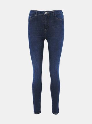Tmavě modré skinny fit džíny TALLY WEiJL Rana