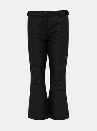Čierne dámske zateplené nepromokavé nohavice SAM 73