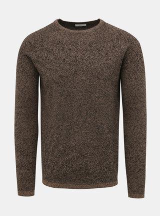 Khaki svetr Selected Homme Shane